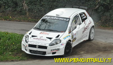 I vincitori dell'ultimo rally ...